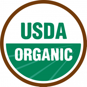 USDA Organic Certification Logo